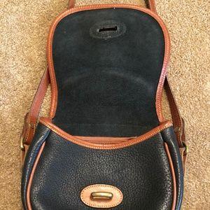 Dooney & Bourke Bags - Vintage Dooney & Bourke Equestrian Mini Purse